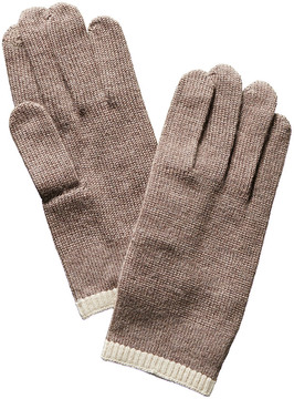 Portolano Men's Fango Merino Wool Gloves