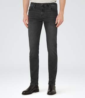 Reiss Pinto Washed Denim Jeans