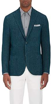 Boglioli Men's K2 Zigzag-Pattern Wool-Blend Two-Button Sportcoat