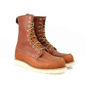 Red Wing Shoes Moc Toe 10 Eyelets
