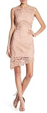 Bebe Lace Sleeveless Dress