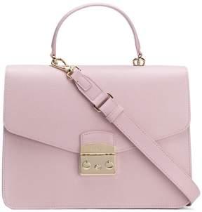 Furla square shaped shoulder bag
