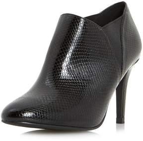 Head Over Heels *Head Over Heels by Dune Black Olivio Heeled Boots