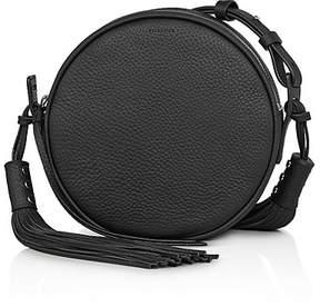 AllSaints Kepi Leather Round Crossbody