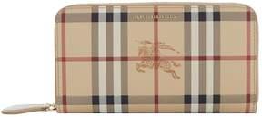 Burberry Elmore Wallet - BEIGE - STYLE