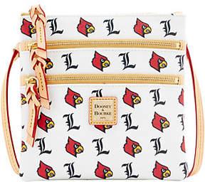 Dooney & Bourke NCAA University of LouisvilleZip Crossbody - ONE COLOR - STYLE
