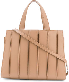 Max Mara embroidered tote