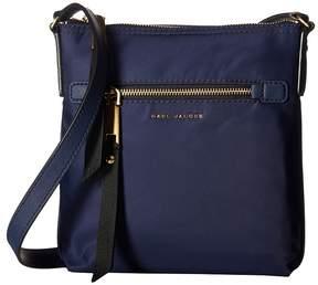 Marc Jacobs Trooper North/South Crossbody Cross Body Handbags - MIDNIGHT BLUE - STYLE
