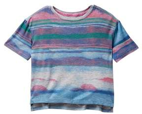 Joe's Jeans Box Tee with Allover Print (Big Girls)