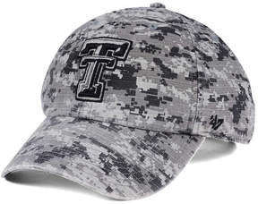 '47 Texas Tech Red Raiders Operation Hat Trick Camo Nilan Cap