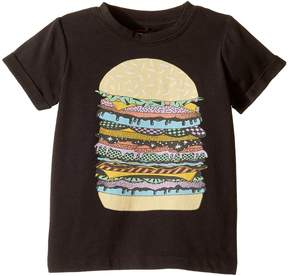 Rock Your Baby Cosmic Burger Tee Boy's T Shirt