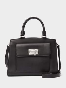 DKNY Elizabeth Leather Satchel