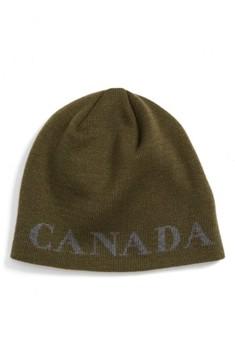 Canada Goose Boreal Beanie - Green