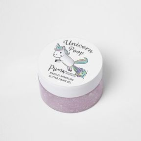 River Island Womens Unicorn Poop glitter fixing gel
