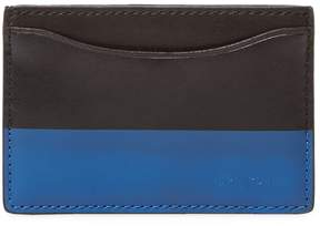 Jack Spade Men's Dipped Leather Card Holder