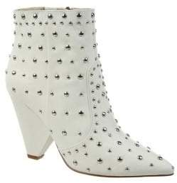 Sam Edelman Roya Studded Leather Booties
