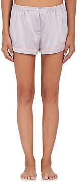 Araks Women's Tia Silk Charmeuse Pajama Shorts