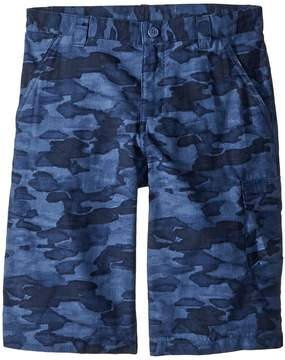 Columbia Kids Silver Ridge Printed Shorts Boy's Shorts