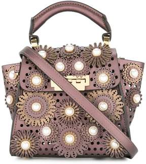 Zac Posen Eartha Kit mini floral bag
