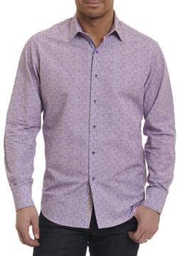 Robert Graham Schroon Nubby Sport Shirt