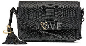 Victoria's Secret Victorias Secret Love Luxe Python Downtown Crossbody