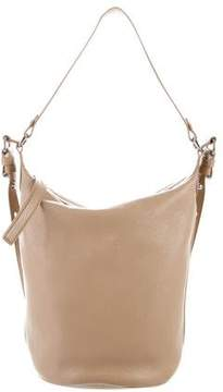 Kara Grained Leather Bag