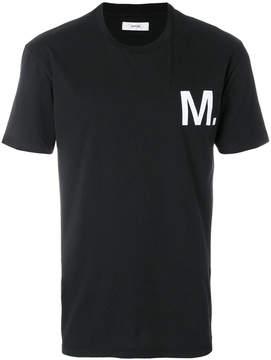 Mauro Grifoni logo print T-shirt