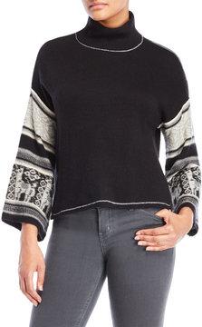 Cliche Color Block Sweater