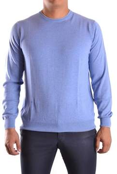 Altea Men's Light Blue Cotton Sweater.