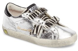 Golden Goose Deluxe Brand Toddler Girl's Superstar Old School Sneaker