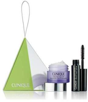 Clinique High Impact Mascara and Take the Day Off Cleansing Balm Set
