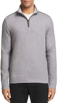 BOSS GREEN C Piceno Half-Zip Sweater
