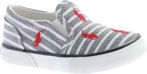 Polo Ralph Lauren Infant Boys' Bal Harbour Repeat Slip-On Sneaker - Toddler