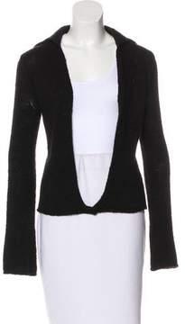 Dries Van Noten Knit Long Sleeve Sweater