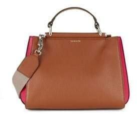 Louise et Cie Leather Satchel Bag