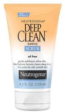 Neutrogena Deep Clean Oil Free Gentle Facial Scrub