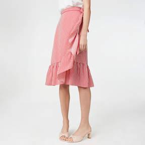 Club Monaco Tedon Wrap Skirt