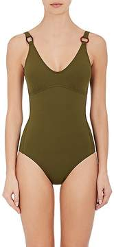Eres Women's Triedre Microfiber One-Piece Swimsuit