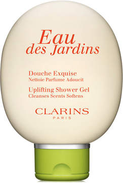 Clarins Eau des Jardins Uplifting Shower Gel, 5 oz