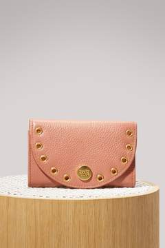 See by Chloe Leather Kriss wallet