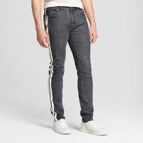 Jackson Men's Track Denim Stretched Pants Black