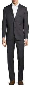 Lauren Ralph Lauren Structured Wool Suit