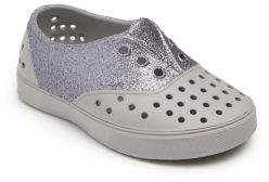 Native Baby's, Toddler's & Kid's Miller Glitter Slip-Ons