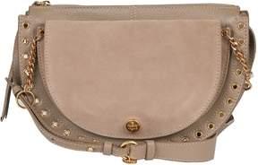 See by Chloe See By Chloéeyelet Embellished Shoulder Bag