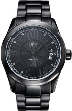 JBW Men's Men's Bond Ionic-Plated Watch