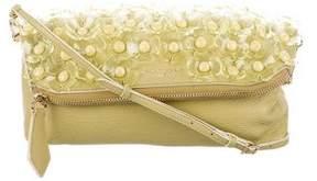 Burberry Petal Embellished Clutch