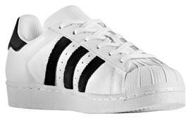 adidas Boy's Superstar J Sneaker