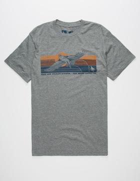 Hippy-Tree HIPPYTREE Freedom Mens T-Shirt