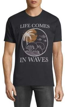 Kinetix Life In Waves Tee