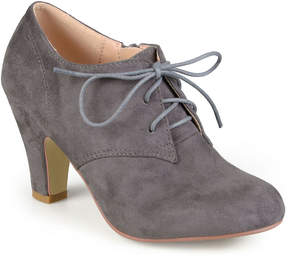 Journee Collection Leona-Wd Womens Bootie Wide